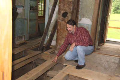 Norm checks sub-floor