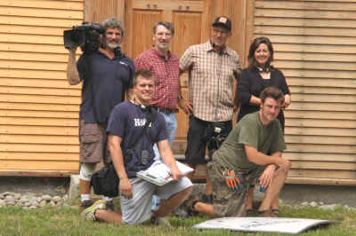 This Old House production crew